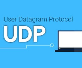 ESP32 Control Via UDP Datagrams