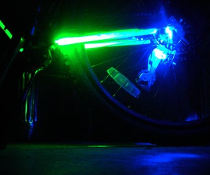 Neon Bike Project II