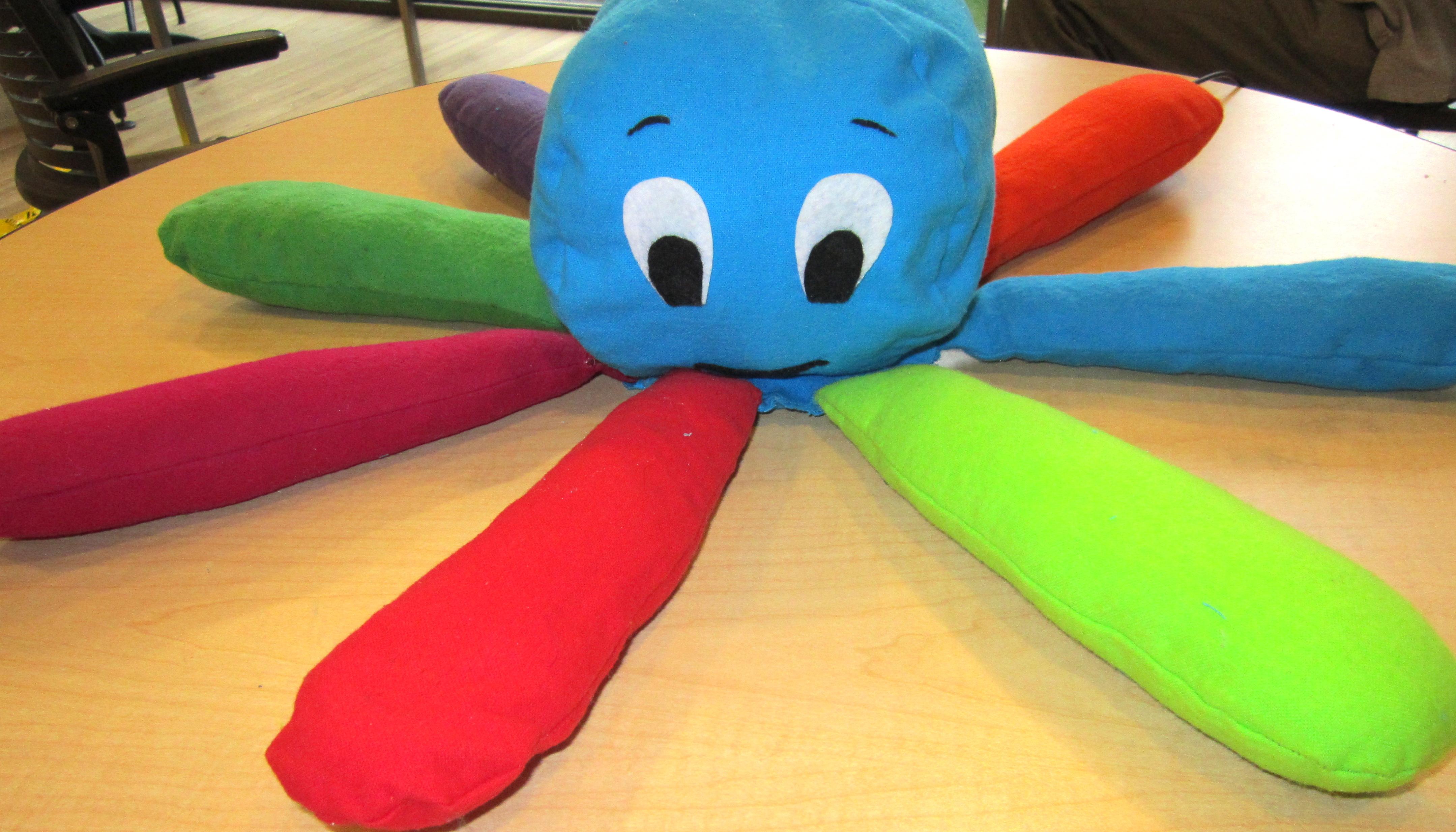 Simon the Octopus