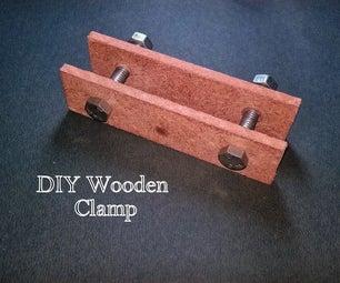 DIY Wooden Clamp