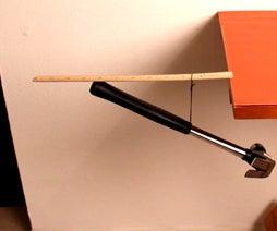 Gravity Ruler Trick!