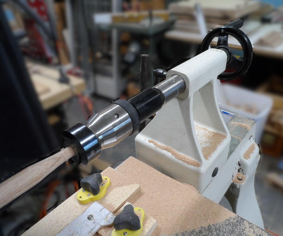 Woodturning Slender Spindles