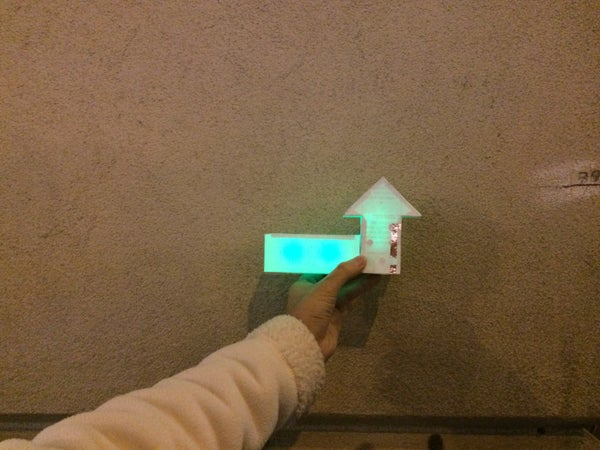 Multi Direction Magnetic Sign Lamp