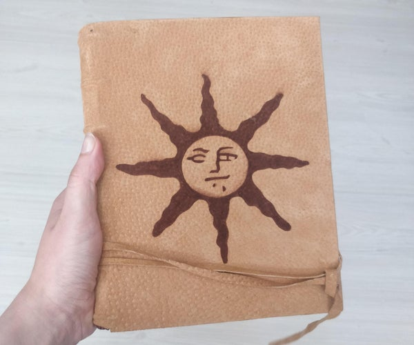 DnD Spellbook & Notepad