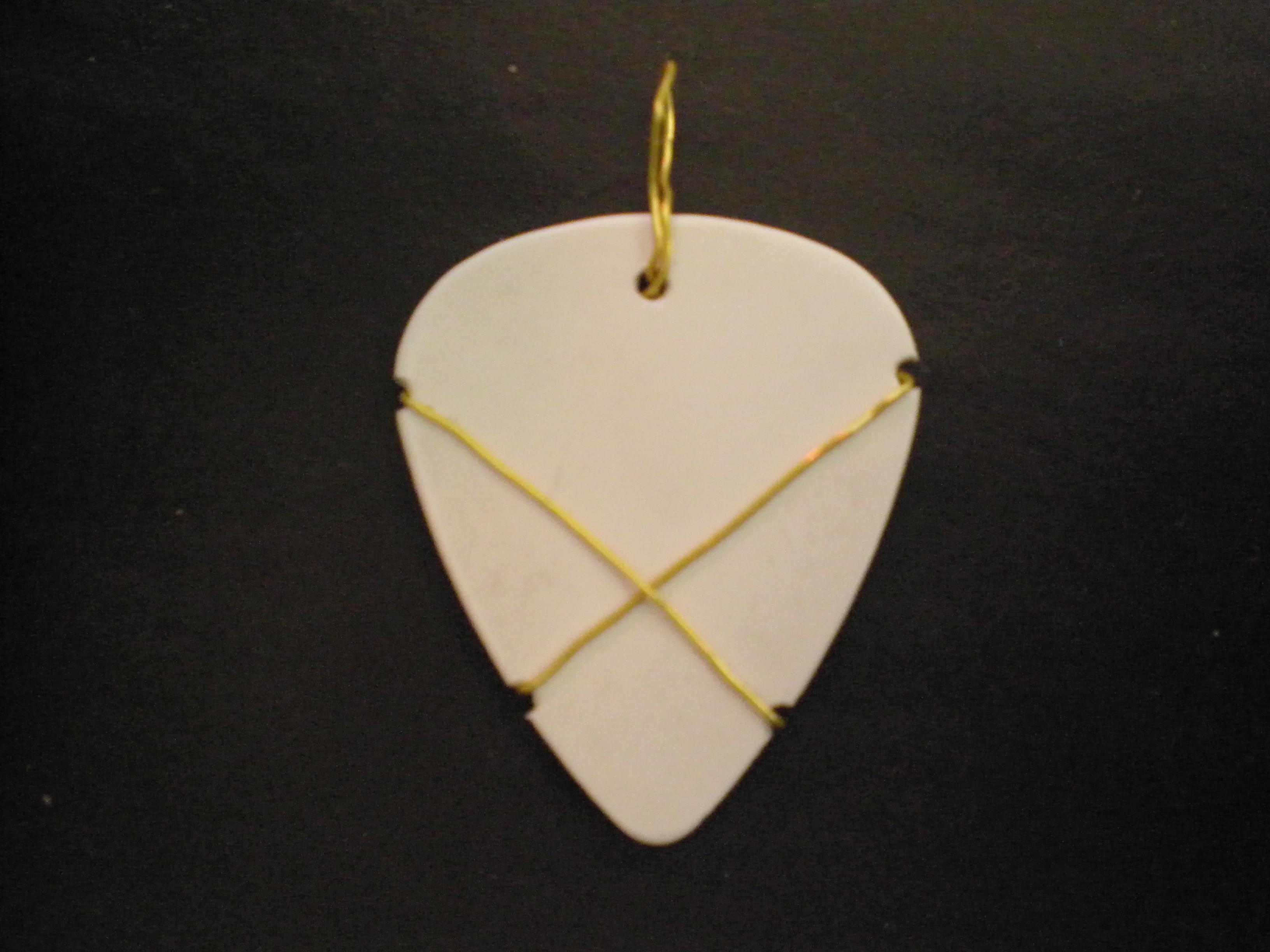 Guitar Pick Necklace