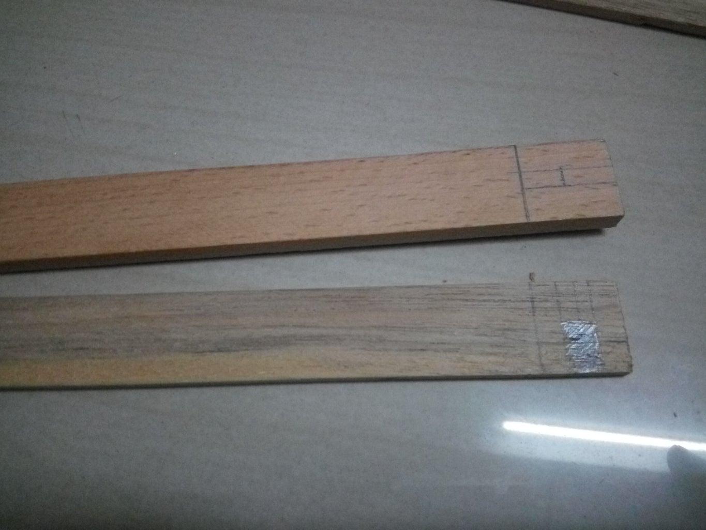Wooden Frame Assembly