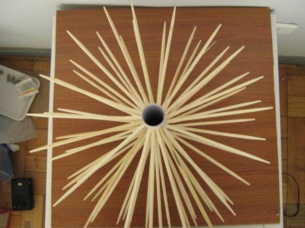 Chopsticks Deco-mobile