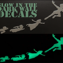 How to Make 3D Printed Glow in the Dark Wall Decals