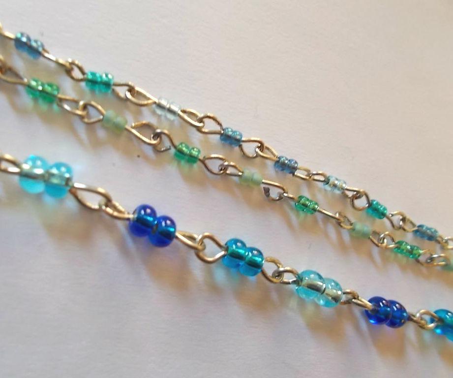 Simple Seed Beads Bracelet