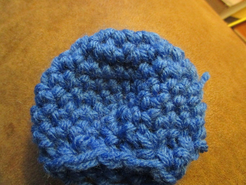 Step 1. Crocheting the Body
