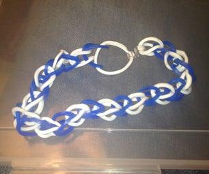 Basic Rainbow Loom Bracelet
