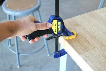 Set Up Your Clamps