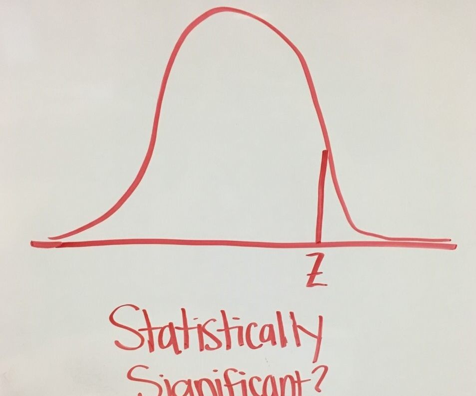 Determining Statistical Significance Using a Z-test