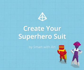 Create Your Superhero Suit