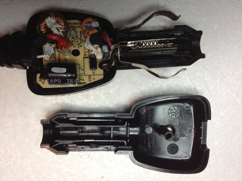 Repair  GPS Power Plug