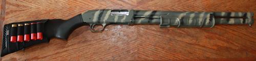 Shotgun Stock Survival Kit
