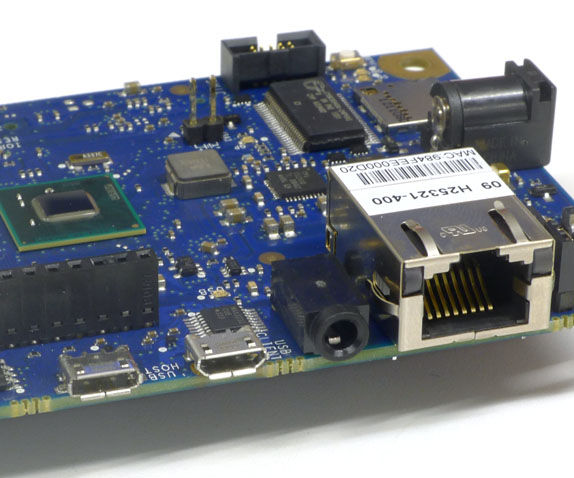 Intel® Galileo : Share Laptop/PC WiFi to Galileo over LAN