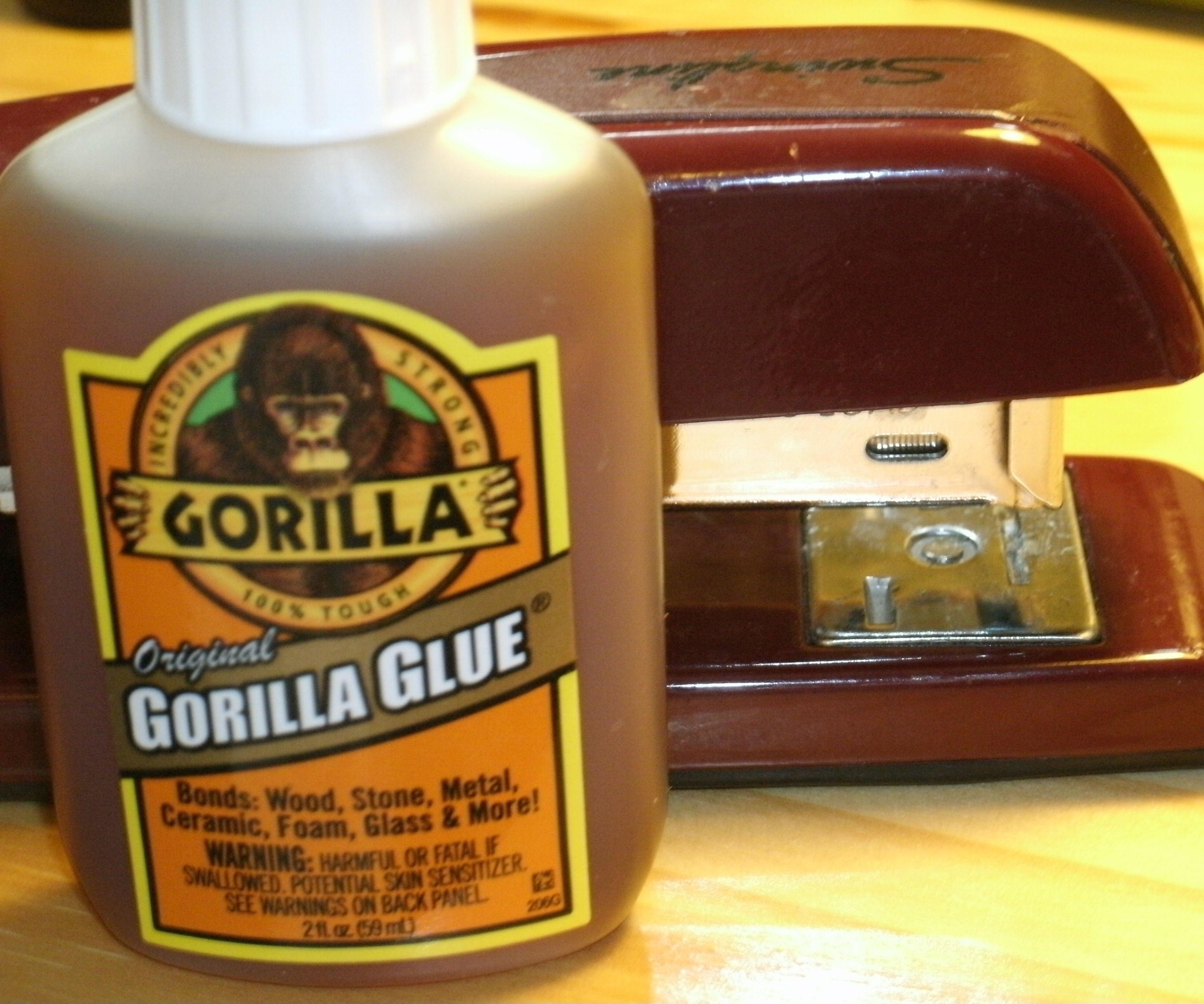 Fix Your Keens With Gorilla Steel 9 Steps With Pictures Instructables