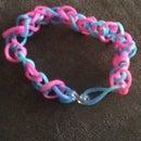 Rainbow Loom Single Bracelet