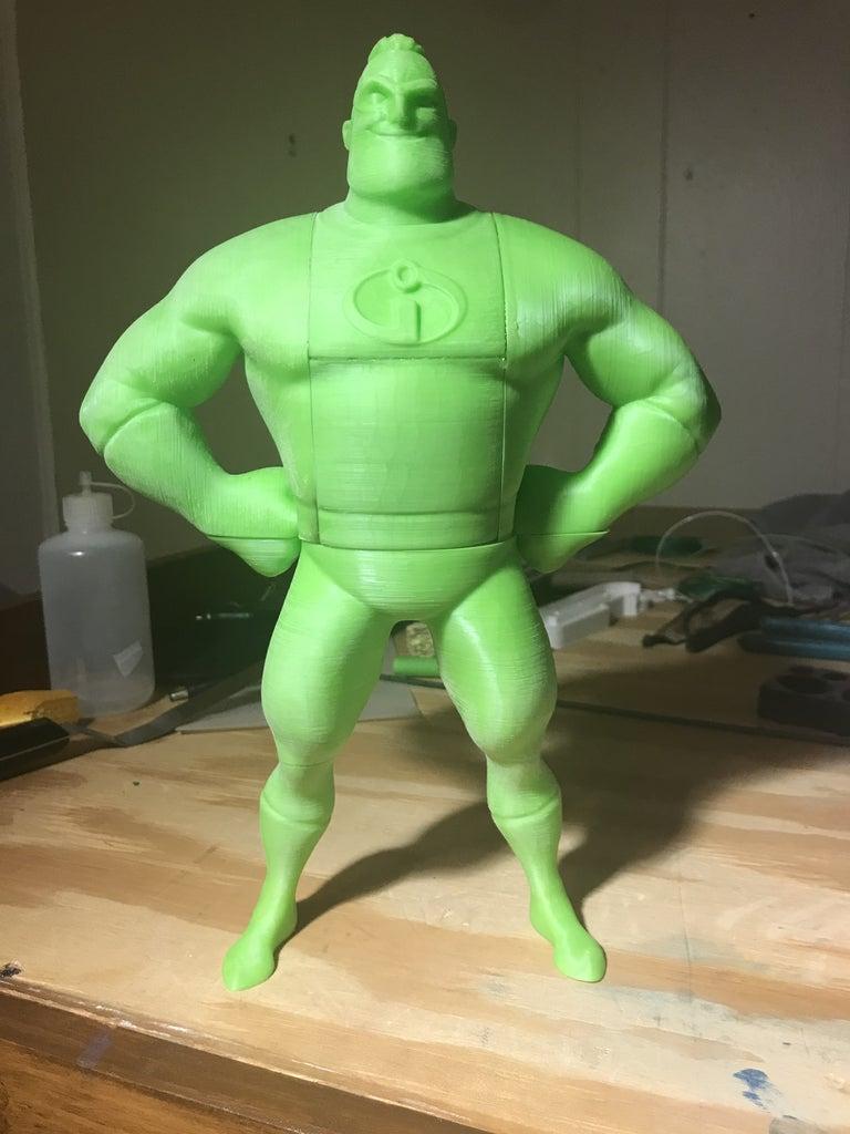 Combine Upper Body and Legs