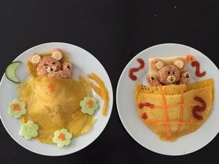 Breakfast Teddybears