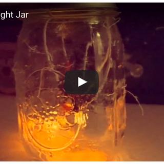 Fire Fly Jar, Arduino