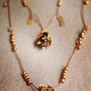 Pinecone Necklace Jewelry
