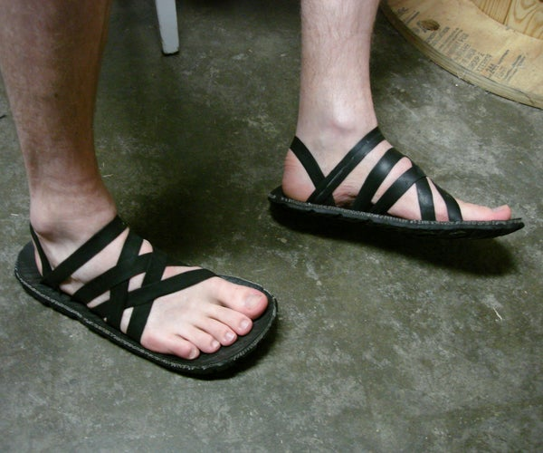 Tire Sandals: a Guide to Comfy Hand-crafted Footwear.