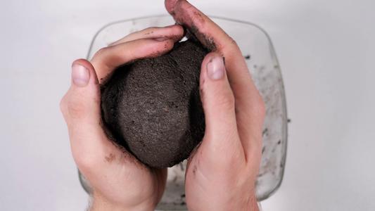 Make a Soil Ball