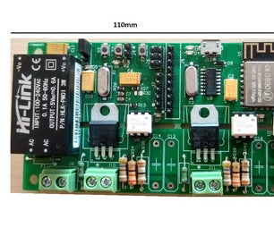 ARMTRONIX WIFI Dimmer Board V0.3