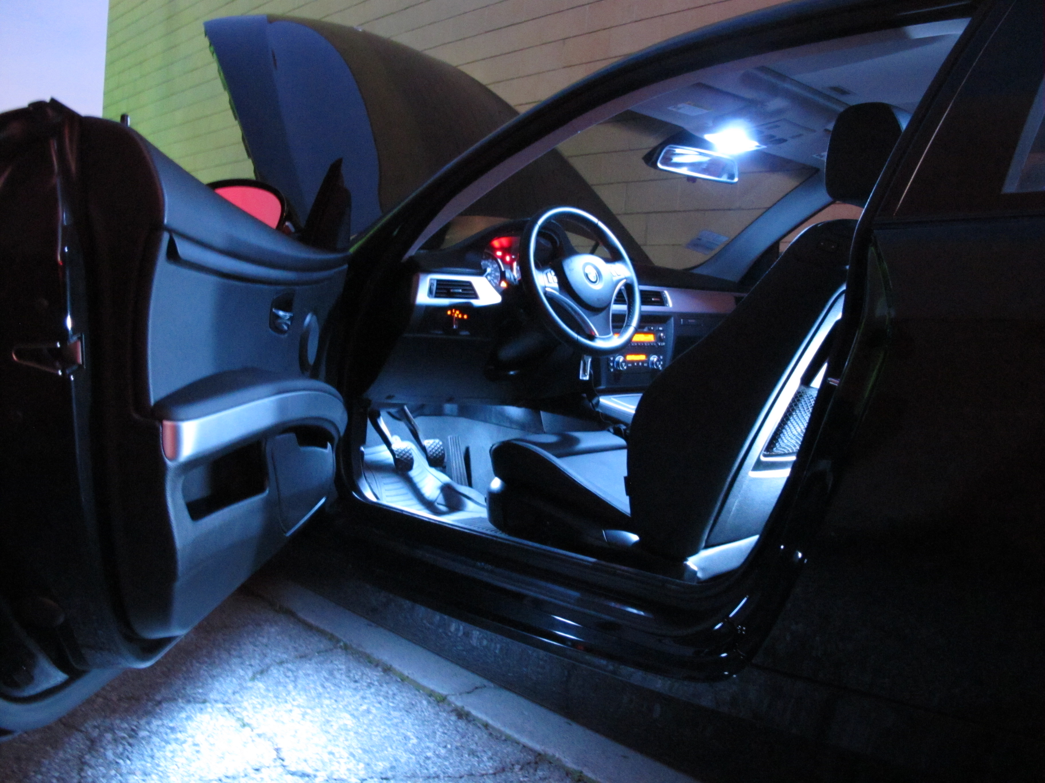 How to Install LED Interior Lights For a BMW E60 5-Series
