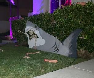 Huge Lawn Shark (Doo Doo, Doo Doo, Doo Doo)