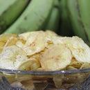 Quick & easy Banana Chips