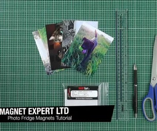 How to Turn Your Photos Into Stunning Fridge Magnets!
