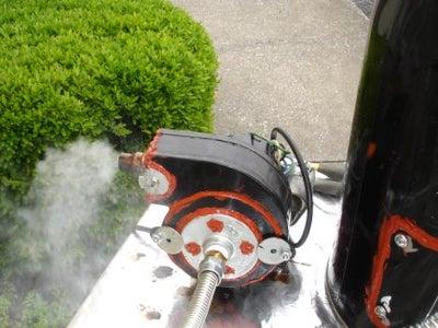 Getting Air Through the Gasifier