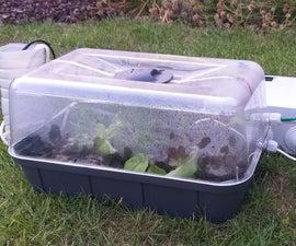 Automated Plant Pot - Little Garden