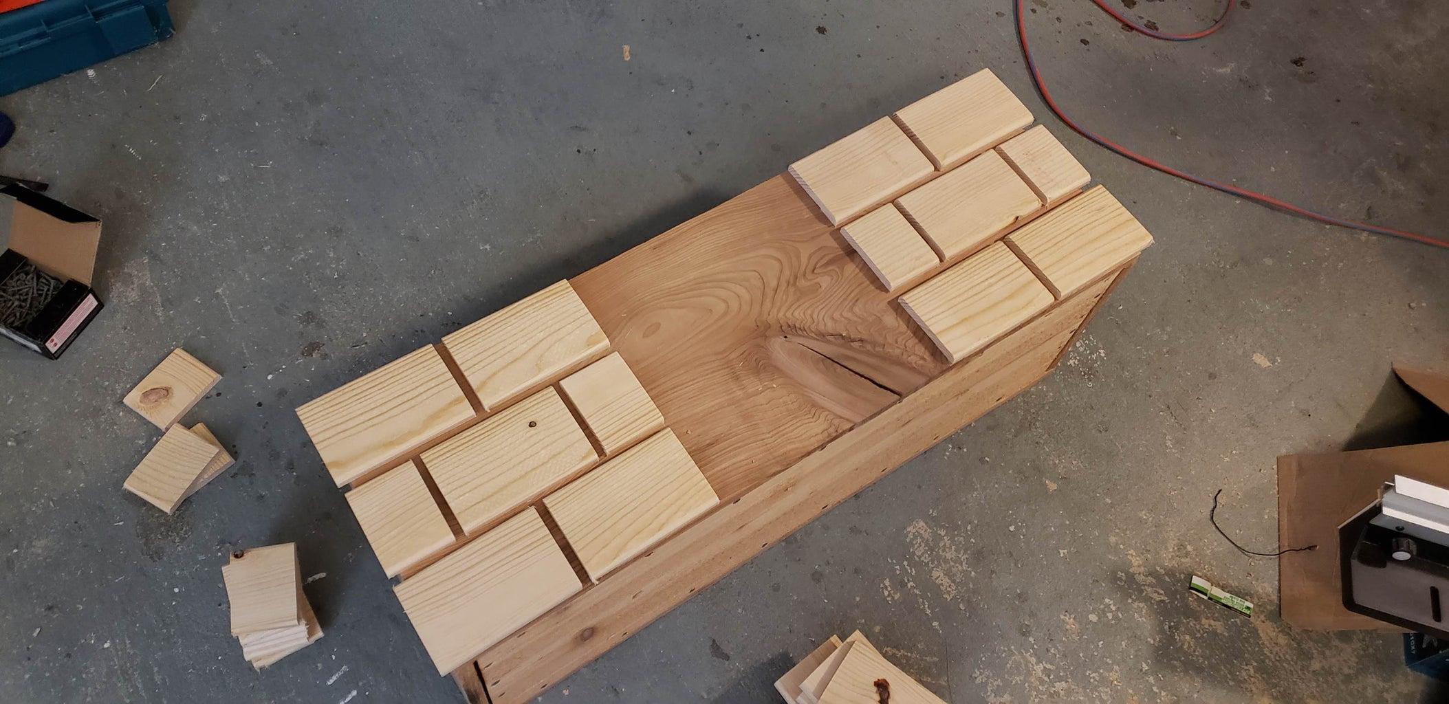 Cutting the Bricks