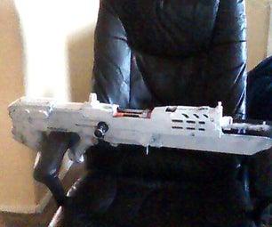 My Nerf Longshot
