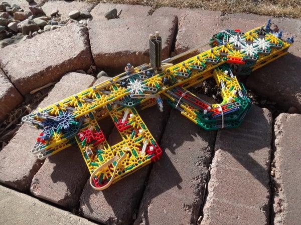 K'NEX Gun: Defiance (R5) (Build)