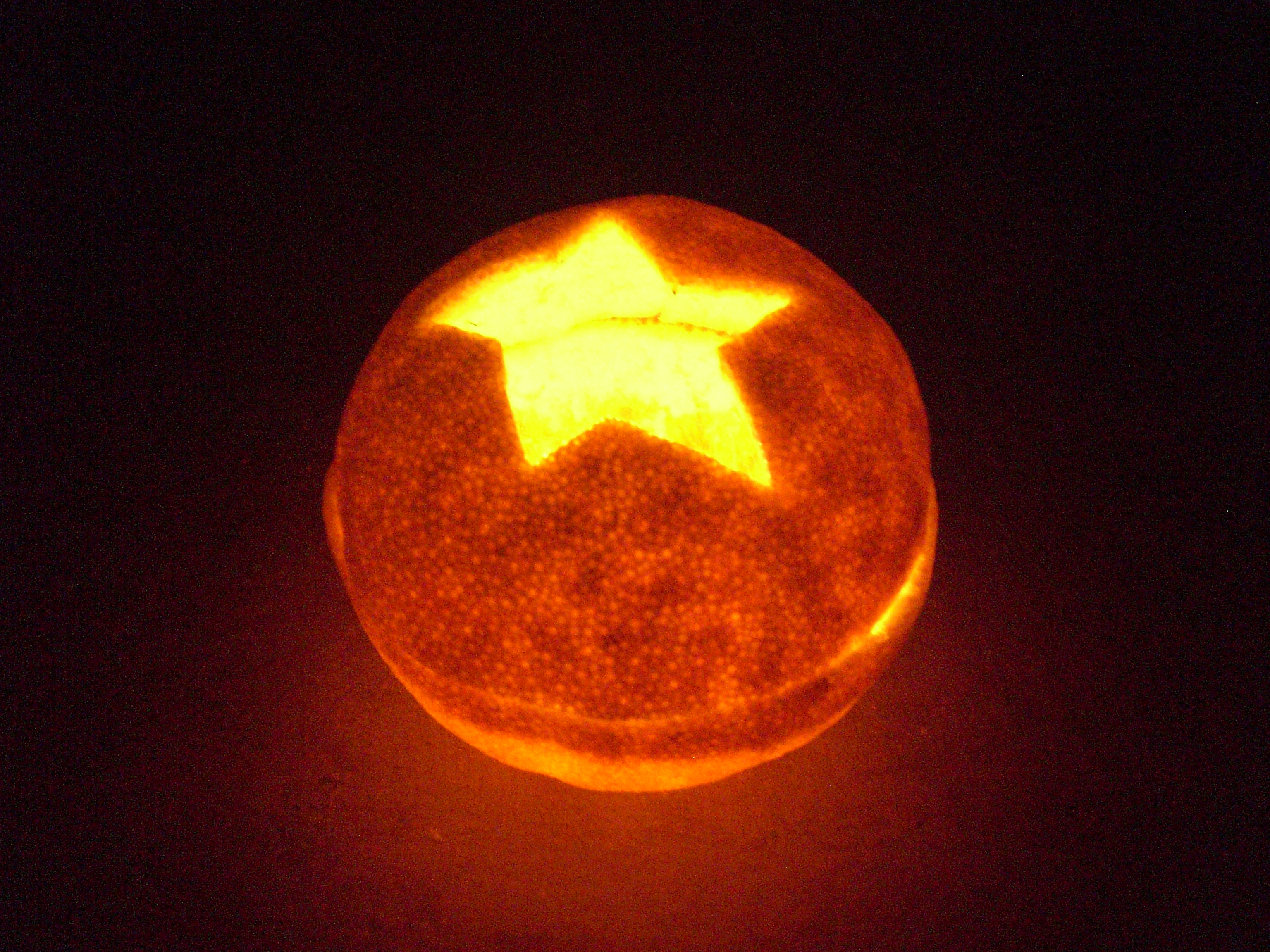 Tangerine (Satsuma, Clementine) Candle