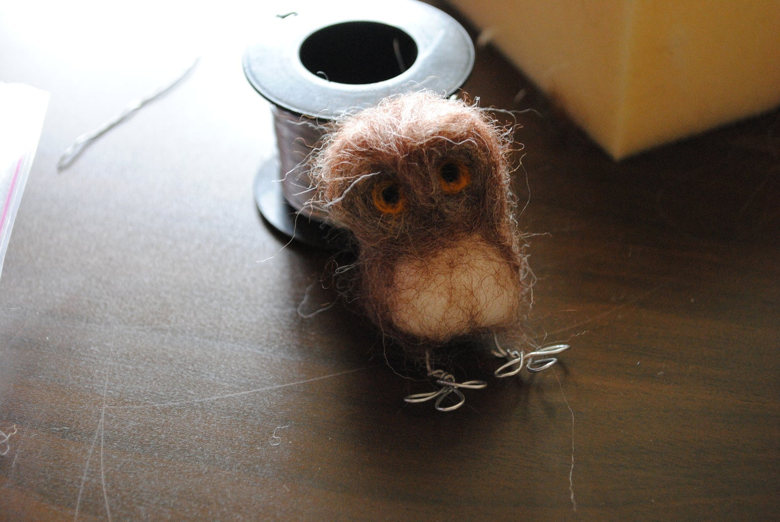 Colour the Owl