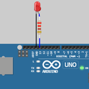 How to Simulate Arduino to Blink an LED Using Wokwi 2020