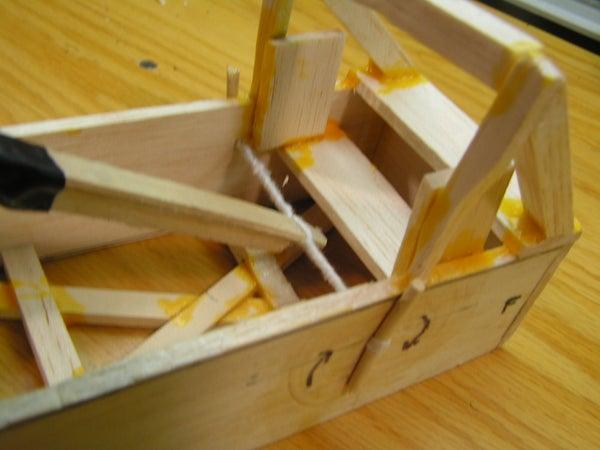 Launch It: Torsion Spring Catapult