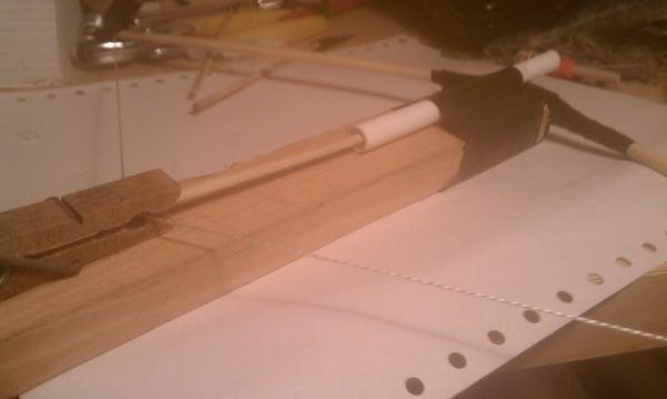 Chopstick Crossbow