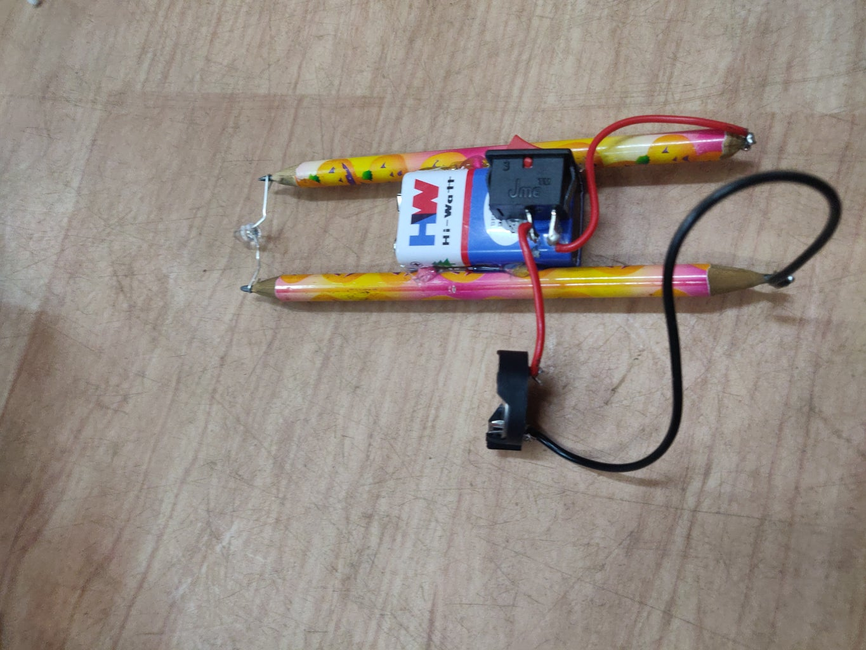 Pencile LED Light