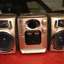 Boombox Transforms Into Car Stereo