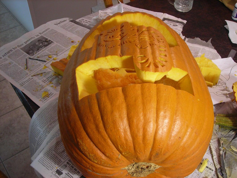 Carve the Pumpkin