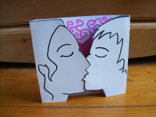 Kissing Cards