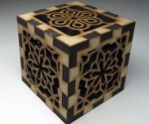 Polygonia Cube