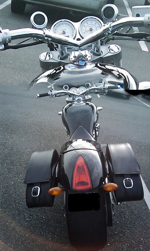 Motorcycle Speaker System